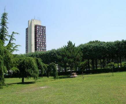 Foto policlinico prato e torre